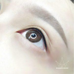 紋繡-眼線