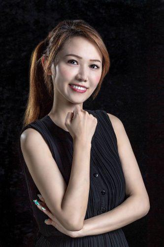 藝術美甲課程講師-王菁菁